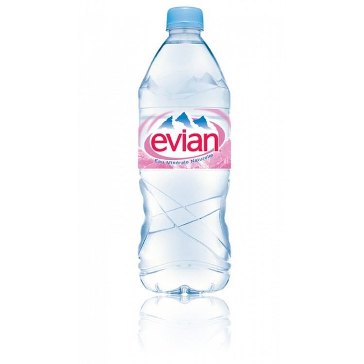 WATER-EVIAN-CL-100-PET-